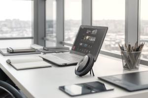 Jabra Speak 710 office laptop
