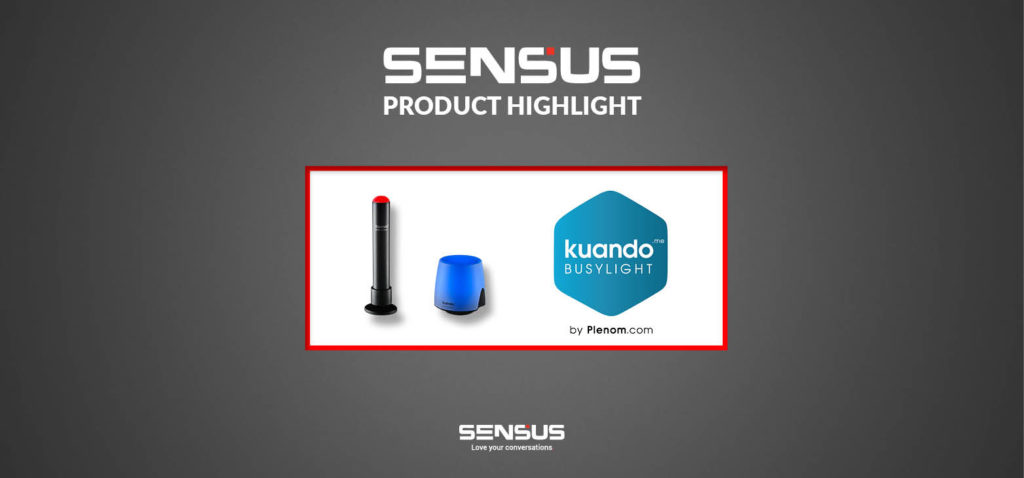 Product Highlight - kuando Busylight