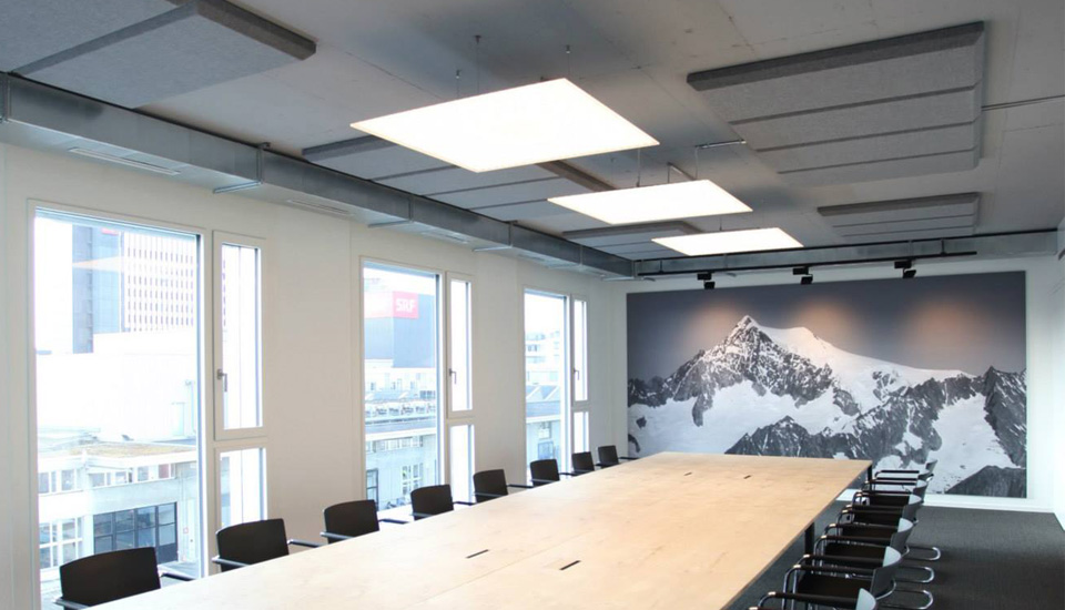 Primacoustic boardroom panels