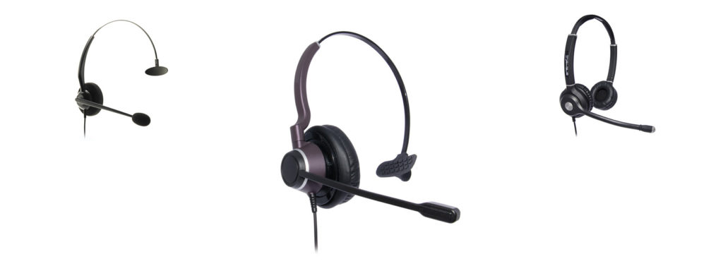 JPL Headsets Products from SENSUS