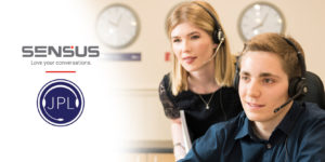 sensus jpl partnership