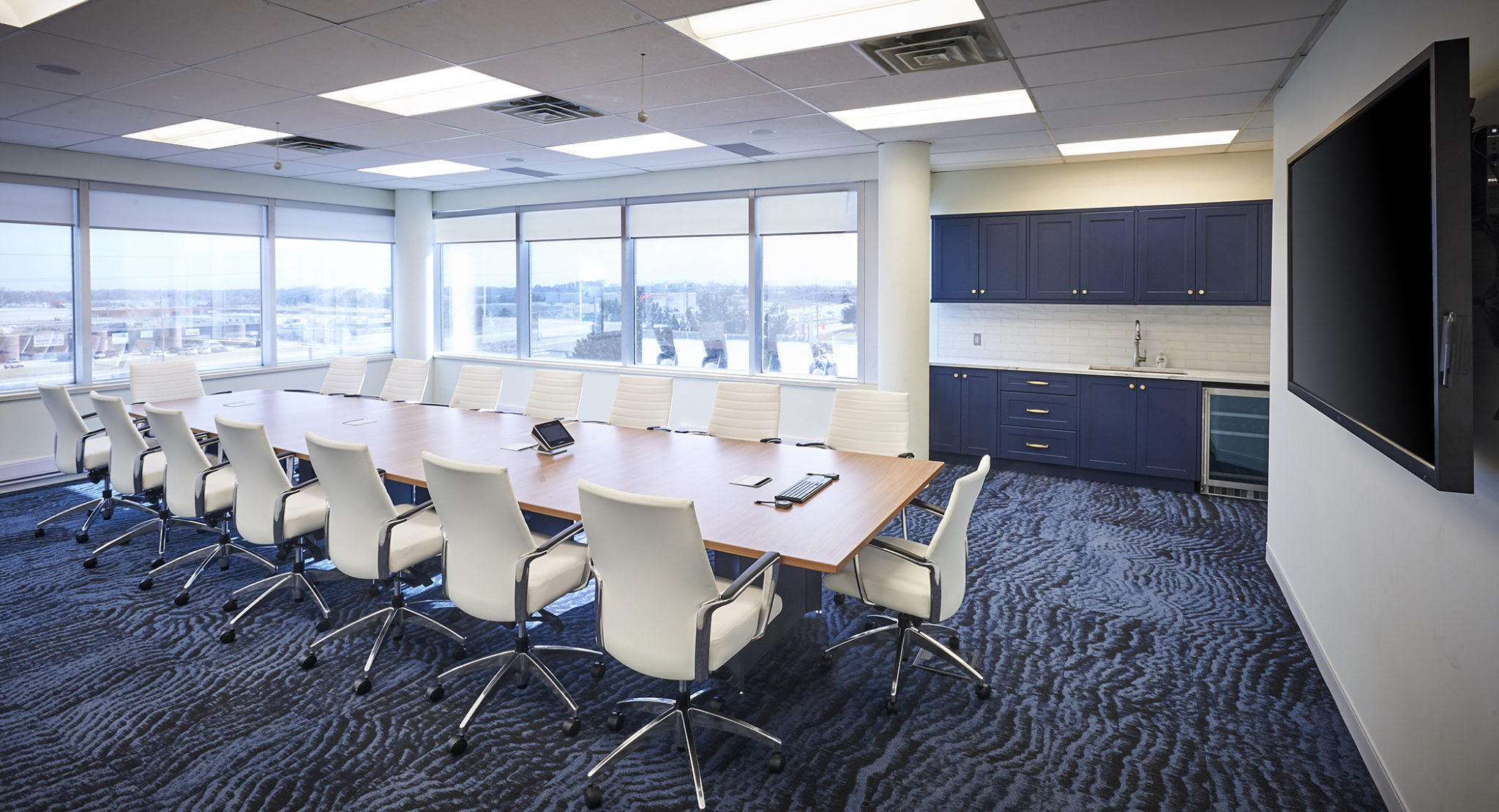 McKeil Marine - Board Room