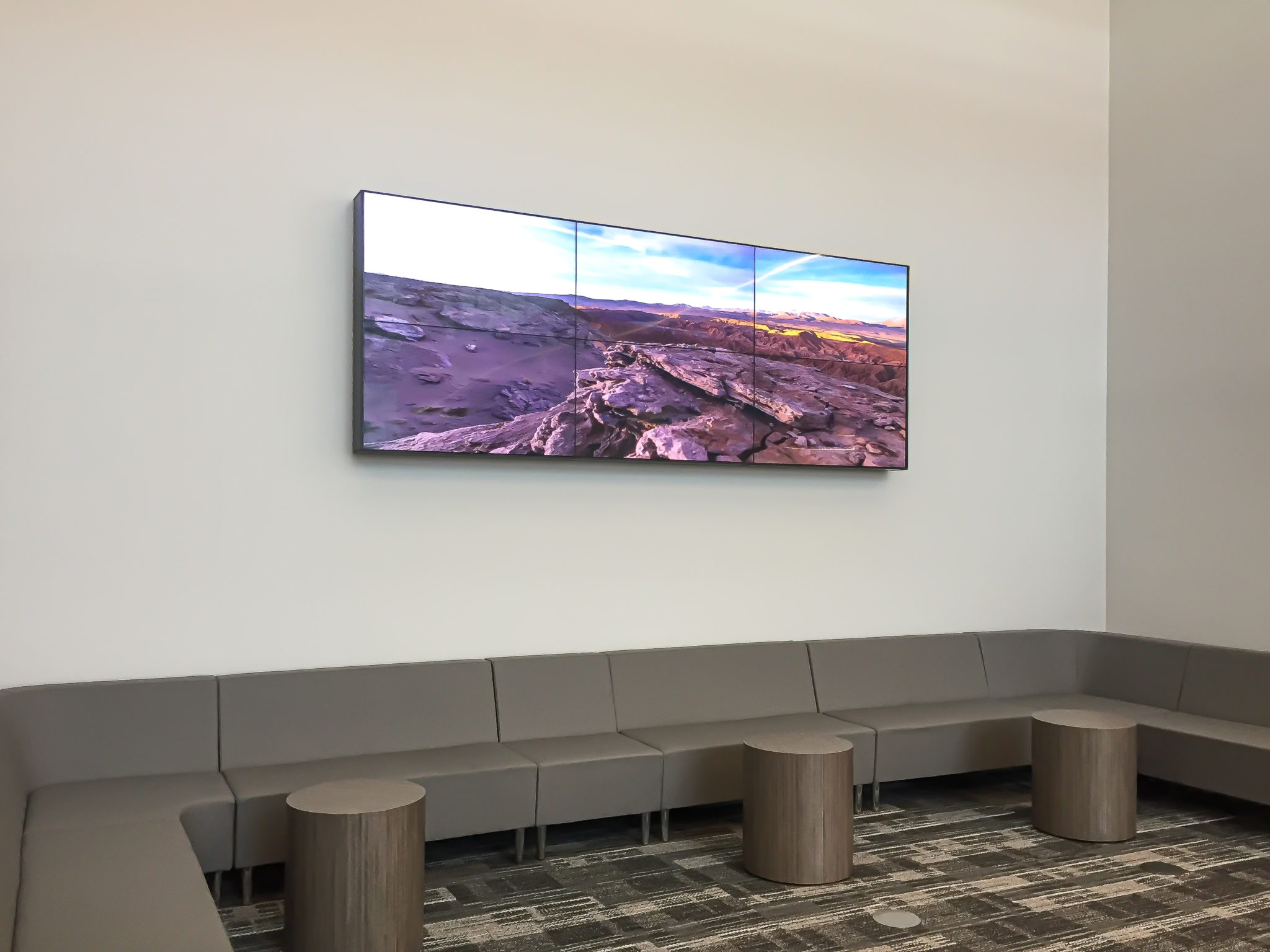 OAA - Video Wall