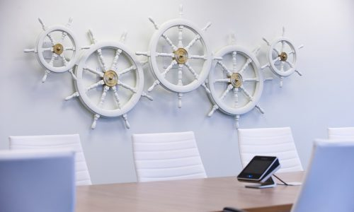 McKeil marine Main Boardroom from SENSUS