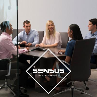 SENSUS Boardroom Solutions - Polycom Trio