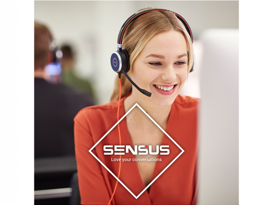 SENSUS Office Headsets - Jabra