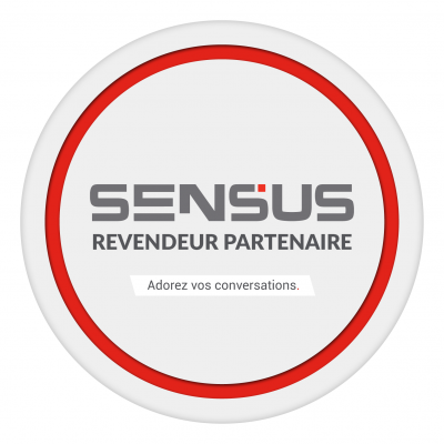SENSUS Channel Partner Logo French