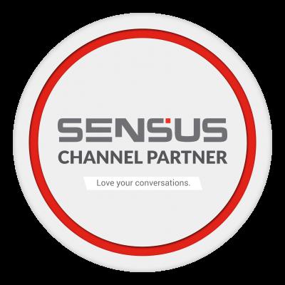 SENSUS Channel Partner Logo